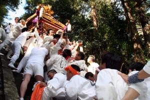 与瀬神社例大祭